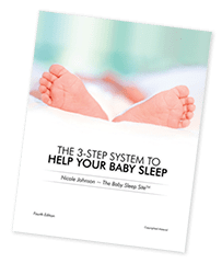 The 3-Step System to Help Your Baby Sleep