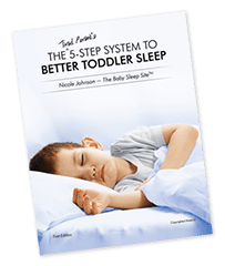 The 5-Step System for Better Toddler Sleep
