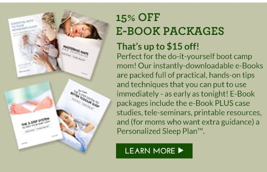 15% OFF E-Book Packages