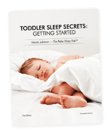 Toddler Sleep and Schedule Secrets