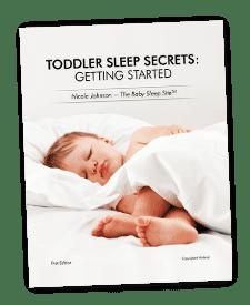 Toddler Sleep and Schedule Secrets