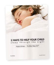 FREE: 5 Ways to Help Your Children Sleep Through the Night