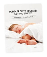 FREE: Toddler Sleep Secrets: Getting Started