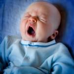 Baby Drowsy But Awake