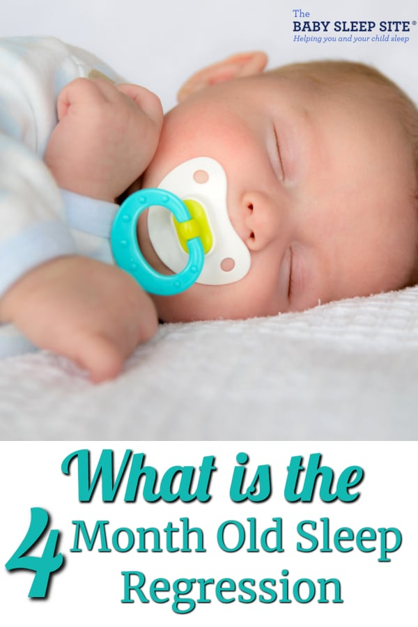 4 Month Old Sleep Regression Explained | The Baby Sleep Site®