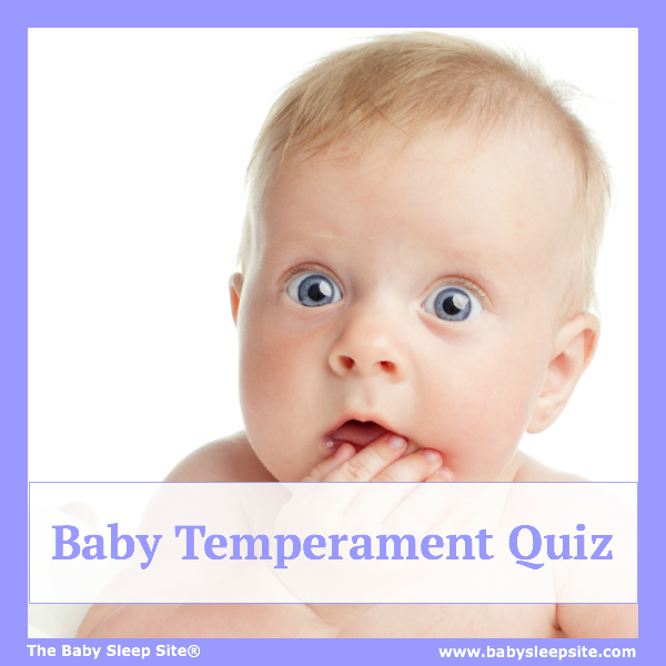 Baby Temperament Quiz