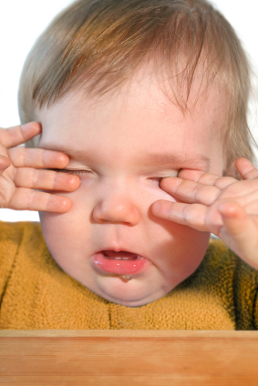 Baby / Toddler Night Terrors and Nightmares: Part 1