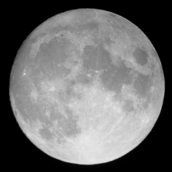 Baby's Sleep and the Moon
