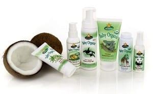 Nature's Paradise Organics Baby Gift Box