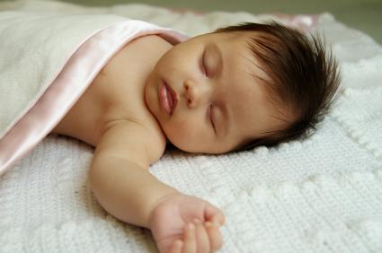 Should Baby <i>Really</i> Sleep on Her Tummy?