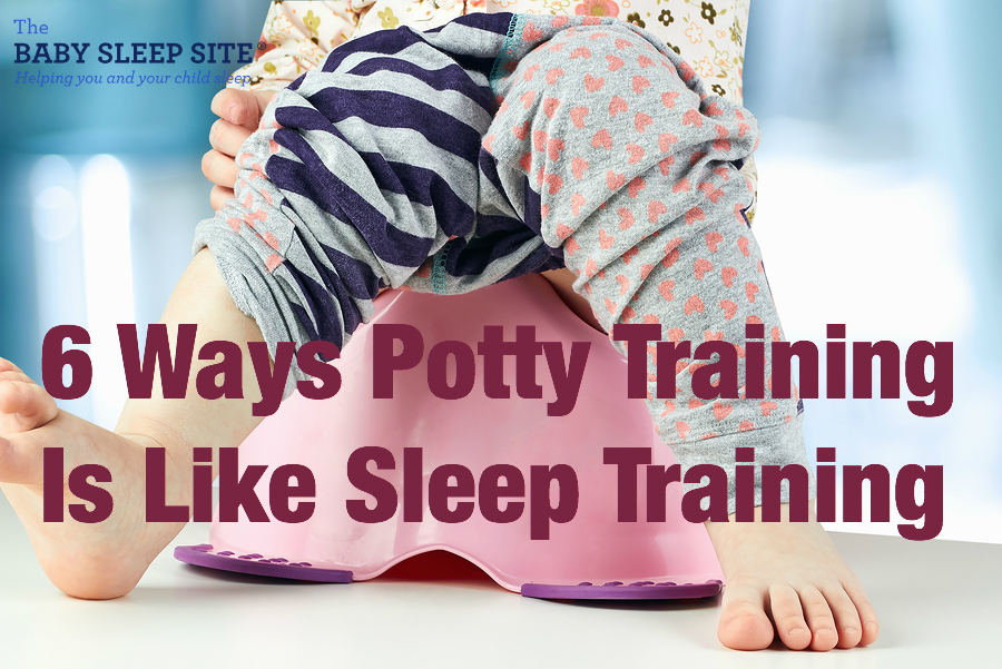 Potty Training Sleep Training