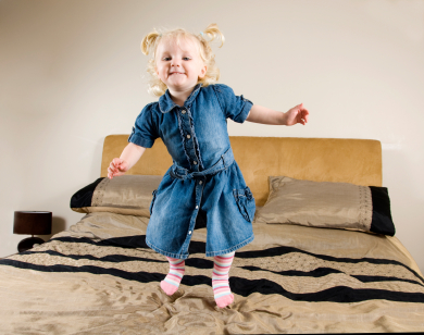 5 Child Proofing Tips for Your Toddler's Room