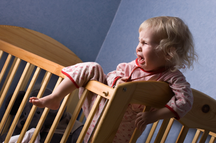 Toddler sleep problems early waking