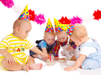 What Cry It Out and Sleep Training Have to Do With Birthday Parties