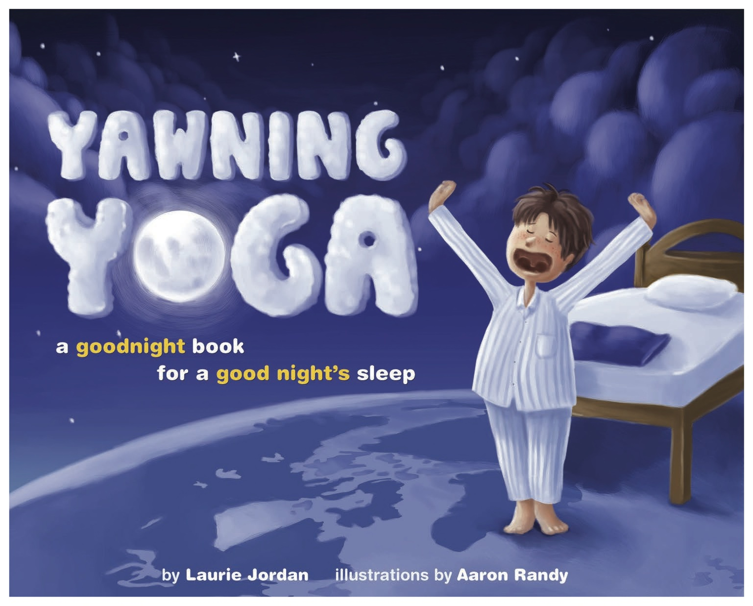 How Yoga Can Help Your Baby or Toddler Sleep
