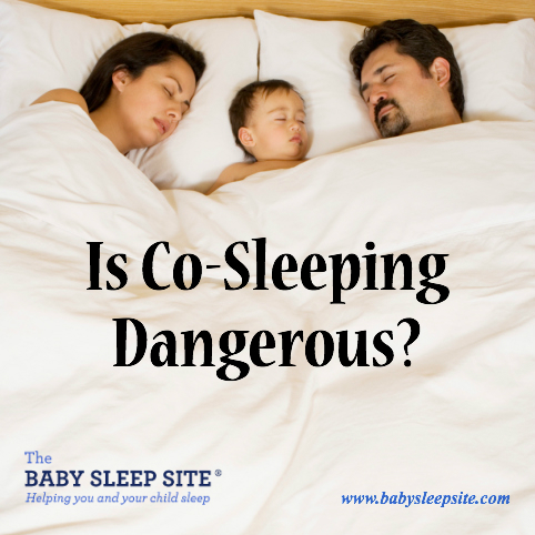 Is Co Sleeping With Your Baby Dangerous