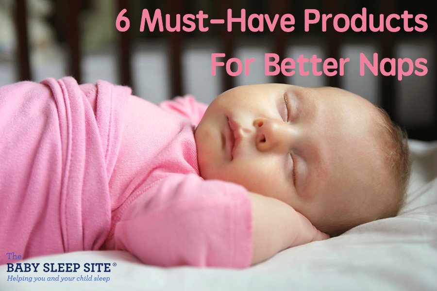 6 products for better baby and toddler naps
