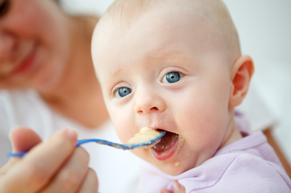 How To Introduce Solid Foods To Your Baby
