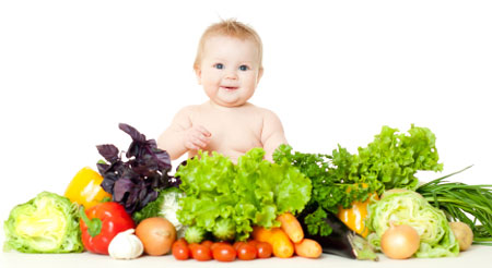 How To Cook Your Baby's Fruits and Vegetables