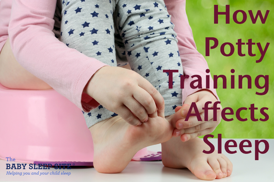 Potty Training Sleep
