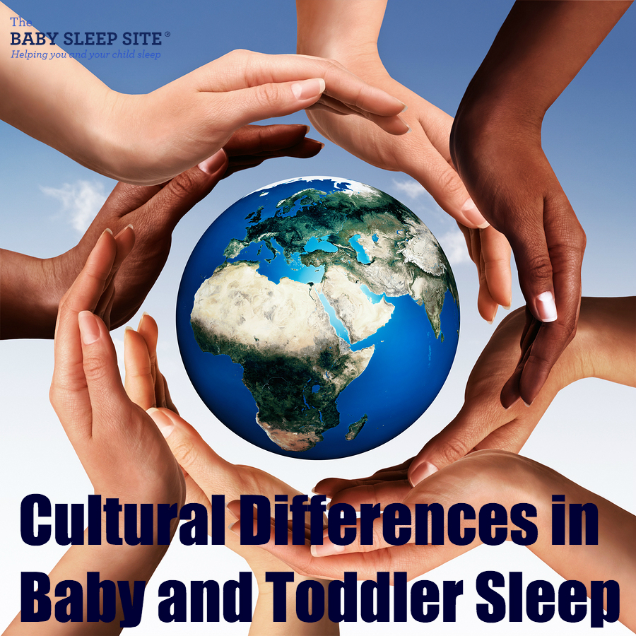 culturaldifferencebabytoddlersleep