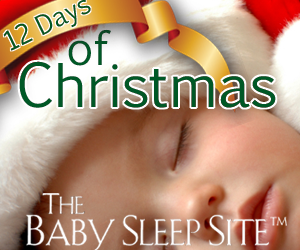 12 Days of Christmas Giveaway | The Baby Sleep Site - Baby ...