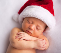 Holiday Baby Sleep
