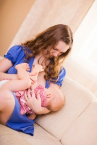 solids breastfeeding baby