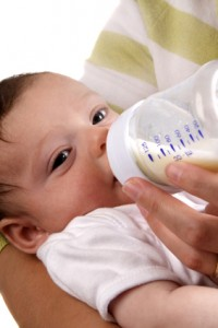 Should You Feed Your Baby Cereal From A Bottle?