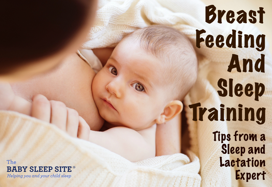 Breast Feeding Sleep Training