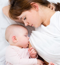 Breastfeeding-Baby-Sleep