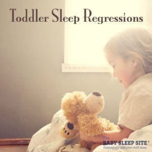 Toddler Sleep Regressions