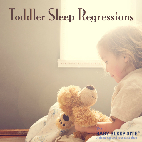 Your Toddler's Sleep Regressions Explained