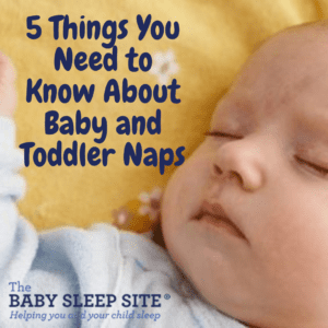 5 Things You Need to Know About Baby and Toddler Naps