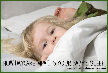 How Daycare Impacts Your Baby's Sleep Schedule and Habits