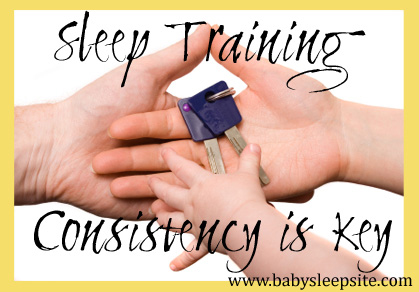 Consistency-Sleep-Training