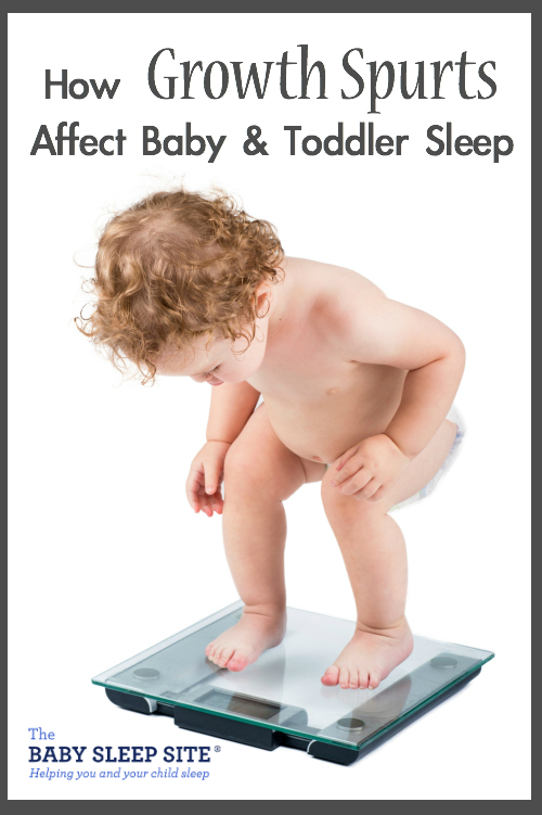 How Growth Spurts Affect Baby and Toddler Sleep