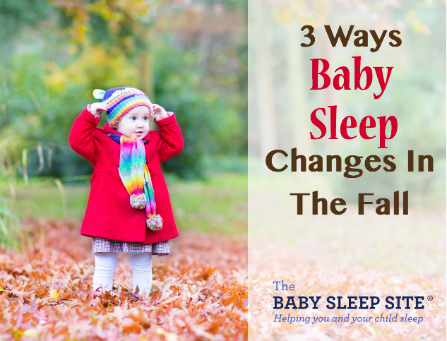 Baby Sleep Fall Changes