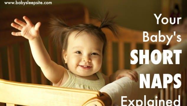 Baby Short Naps Explained