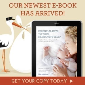 A New E-Book, from The Baby Sleep Site®!