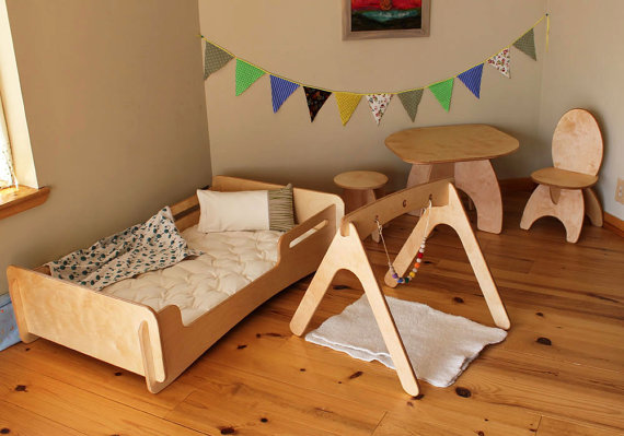 Floor Bed Toddler For Baby