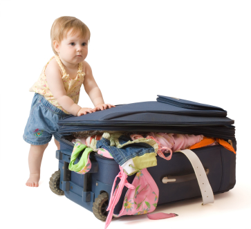 How to Manage Your Baby or Toddler's Naps During Holiday Traveling