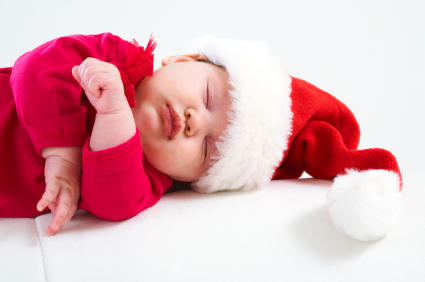 How To Sleep Train Your Baby Before Christmas