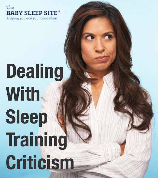 5 Steps For Handling Sleep Training Criticism From Family and Friends
