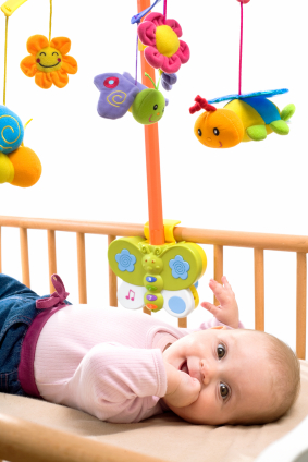 ef67f4d66e5 How Crib Toys and Baby Mobiles Affect Your Baby s Sleep