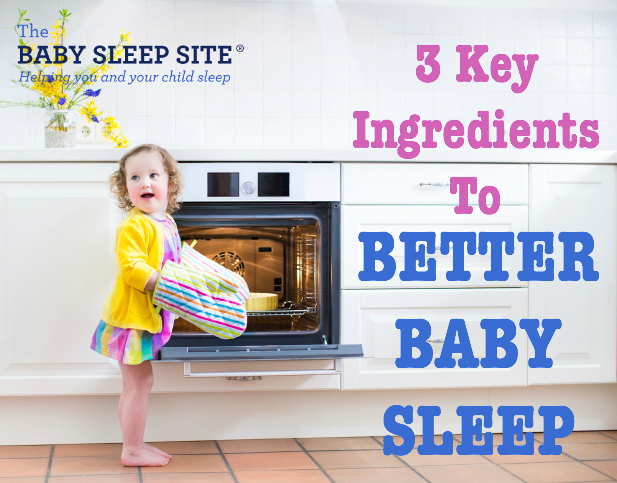 Better Baby Sleep 3 Ingredients