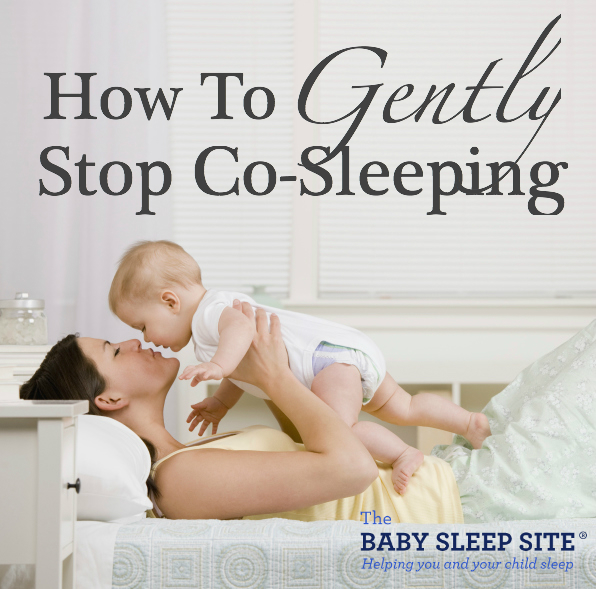 How To Gently Stop Cosleeping