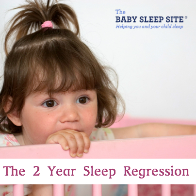 2 Year Sleep Regression