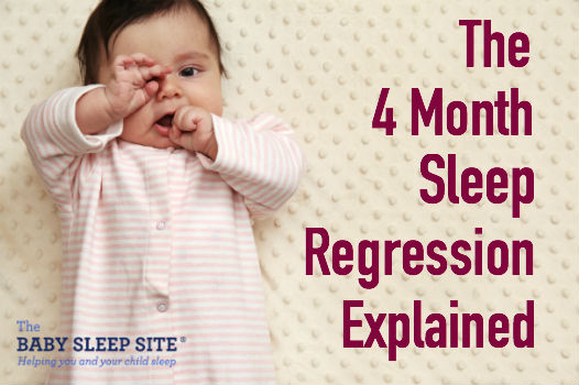 79d328b5b4ce 4 Month Old Sleep Regression Explained