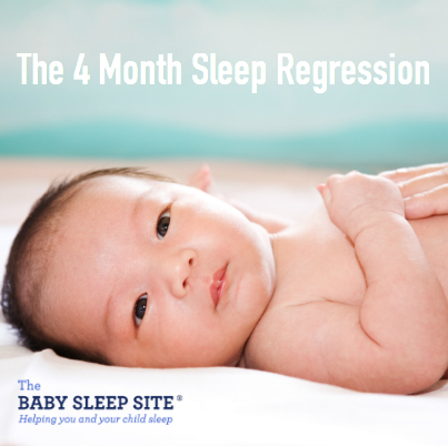 4 Month Sleep Regression